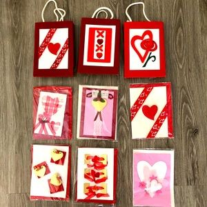 "Valentines ""Mix & Match"" Mini Gift Bag & Card 💝"